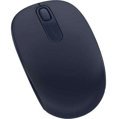 Microsoft Wireless Mobile Mouse 1850, Wool Blue (U7z-00011)