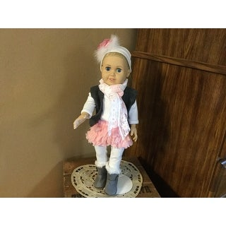 Springfield Collection 18-inch Abby Doll