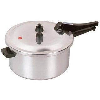 Mirro 92160A Pressure Cooker, Aluminum, 6 Quart