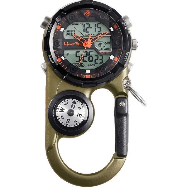 Legendary Whitetails Whitetail Extreme Clip Watch