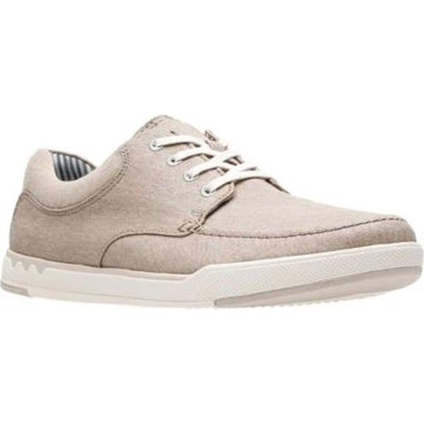 Step Isle Lace Sneaker Sand Canvas