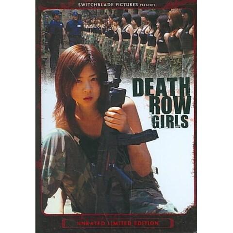 Death Row Girl - DVD