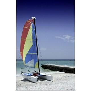 """Boat"" Poster Print"