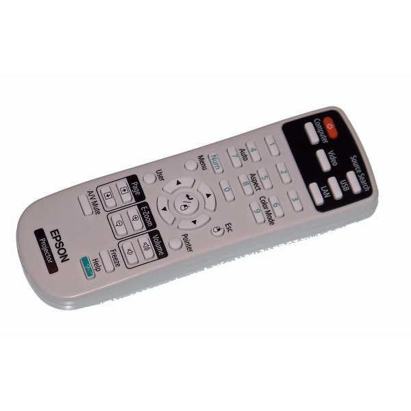 Epson Projector Remote Control Originally Shipped With H534A