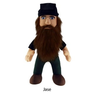 "Duck Dynasty 13"" Plush With Sound Jase"