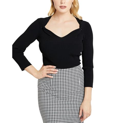 Milly Twist Pullover