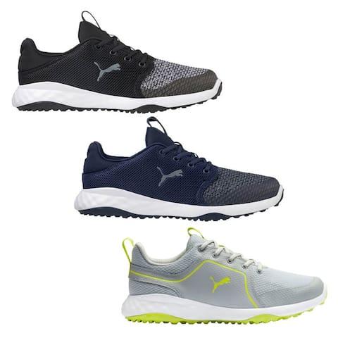 2020 PUMA Grip Fusion Sport 2.0 Spikeless Golf Shoes