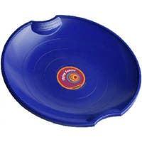 """Paricon 626 Flexible Flyer Plastic Flying Saucer, 26"""" Dia, Ages 4+"""
