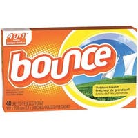 Bounce 40Ct Bounce Dryer Sheets