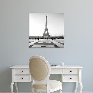 Easy Art Prints Alan Blaustein's 'Tour Eiffel #4' Premium Canvas Art