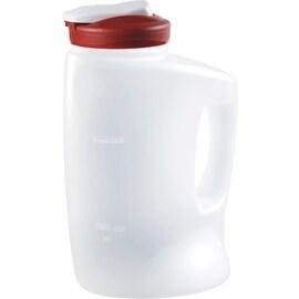 Rubbermaid 3Qt Beverage Strg Bottle