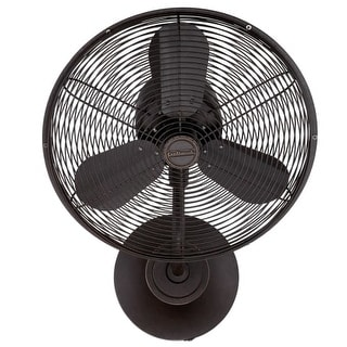 "Craftmade BW116AG3-HW Bellows I 16"" Indoor Indoor / Outdoor Hard Wired Wall Fan"