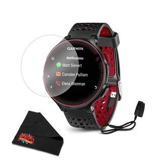 Garmin Forerunner 235 GPS Running Watch Bundle