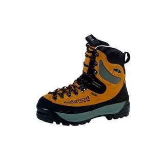 Boreal Climbing Boots Mens Lightweight Super Latok Orange Black