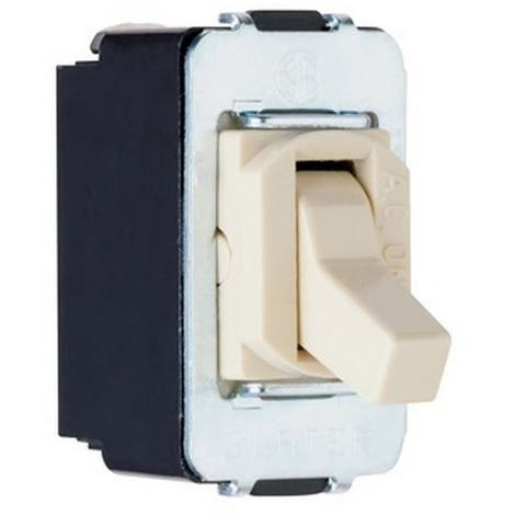 Pass & Seymour ACD3I Despard Toggle Switch, 3 way, Ivory
