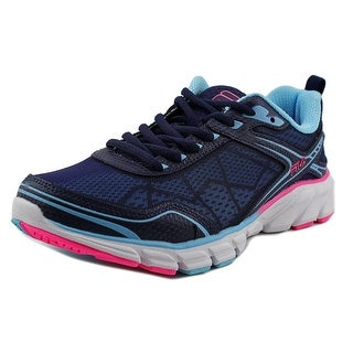 Fila Memory Granted Women Round Toe Synthetic Running Shoe