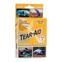 Tear-Aid D-KIT-A01-100 Fabric Repair Kit, Orange