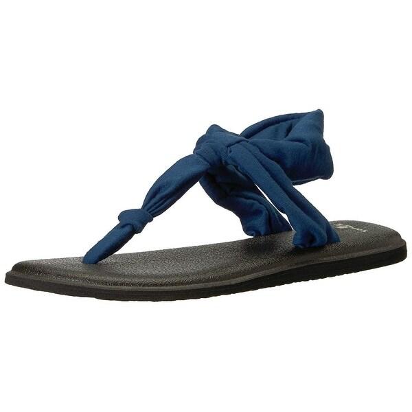 5527a2b0329 Shop Sanuk Women s Yoga Sling Ella Flip Flop - Free Shipping On ...