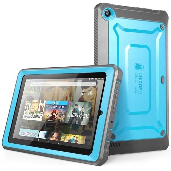 Shop Amazon Fire 7 Case, Supcase, Amazon FIre 7 Tablet, Unicorn