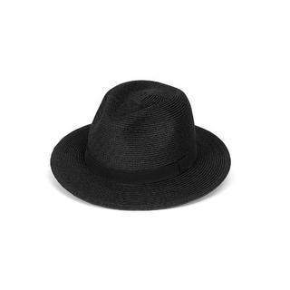 Summer Cool Panama Wide brim Fedora Straw Made Indiana Jones Style Hat