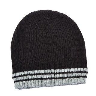 DPC Outdoor Design Men's Ribbed Knit Skully Cap