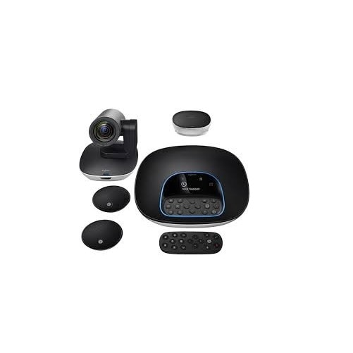 Logitech Camera 960-001054 Video Conferencing For Large-Sized Meeting Rooms