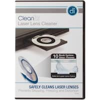 Digital Innovations 6012000 Cleandr(R) Laser Lens Cleaner
