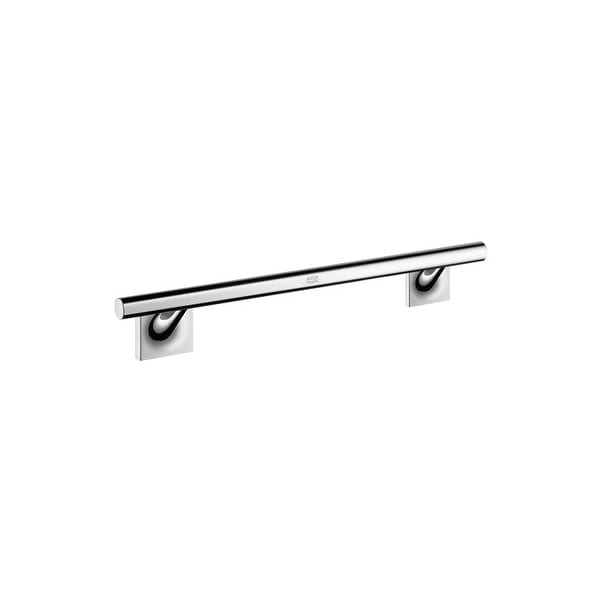 "Axor 42730 Starck Organic 17"" Towel Bar - Engineered in Germany, Limited Lifetime Warranty - Chrome"
