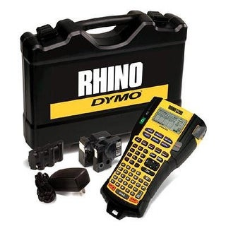 Dymo Industrial Rhino 5200 Label Maker Kit (1756589)