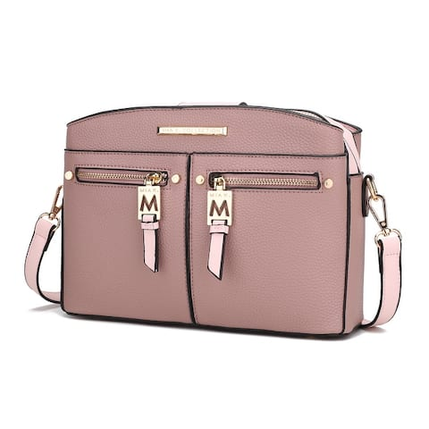 MKF Collection Zoely Cross-body by Mia k.