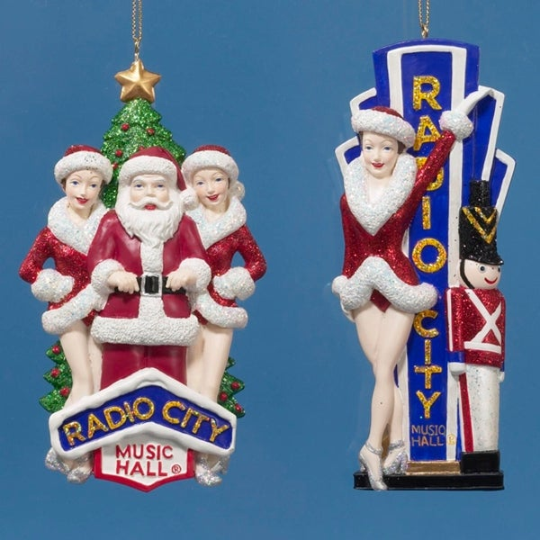Club Pack of 12 Rockettes with Santa Claus & Toy Soldier Christmas  Ornaments ... - Shop Club Pack Of 12 Rockettes With Santa Claus & Toy Soldier
