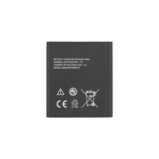 Replacement Battery for ZTE Li3820T43P3h585155 Fits N9510 Warp 4G N9511 SOURCE Z796C Majesty
