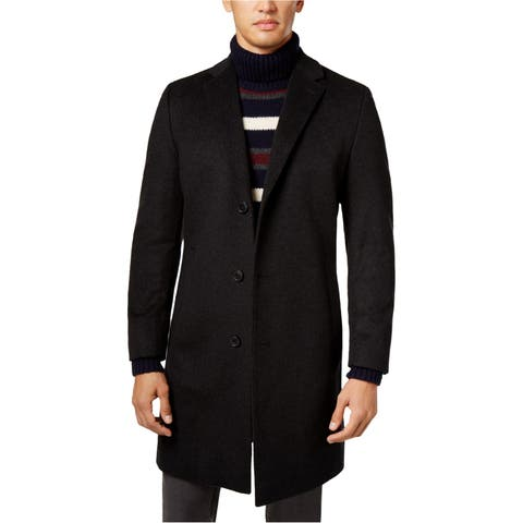 Hugo Boss Mens Stratus Pea Coat - 42R