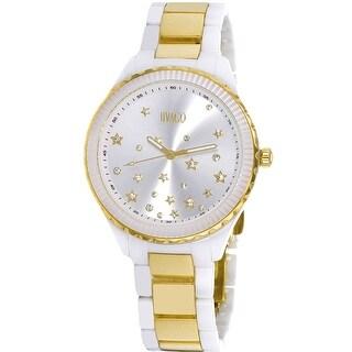 Jivago Women's Sky JV2416 Silver Dial watch