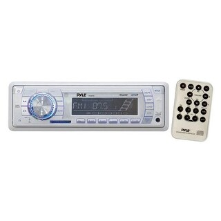 PYLE PLMR18 AM-FM-MPX PLL Tuning Radio with SD-MMC and USB