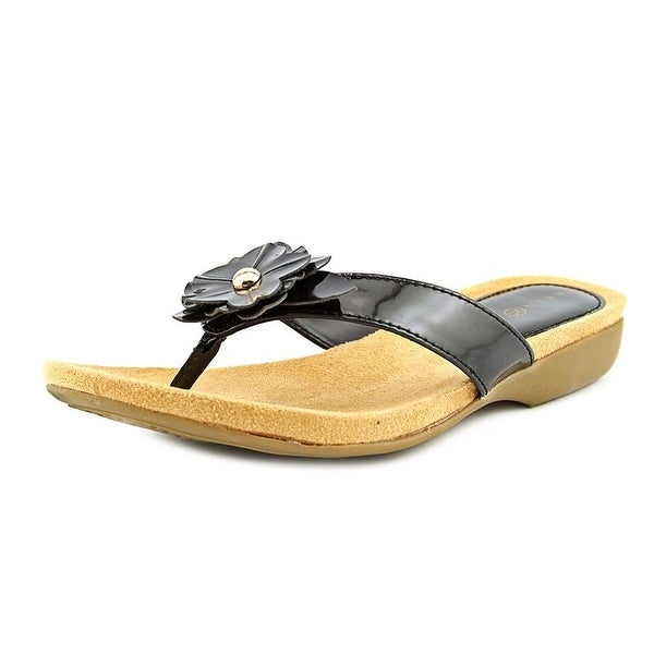 Karen Scott Women's Floraa Thong Sandals
