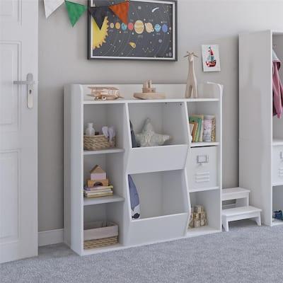 Avenue Greene Samuel Kids Large Toy Storage Bookcase
