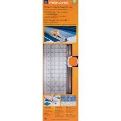 "6""X24"" - Fiskars Rotary Ruler Combo"