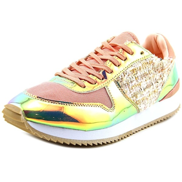 Madden Girl Runner Women   Synthetic Pink Fashion Sneakers