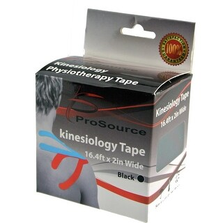 "ProSource Sports Medicine Kinesiology Athletic Tape 16.4' L x 2"" W (3 options available)"