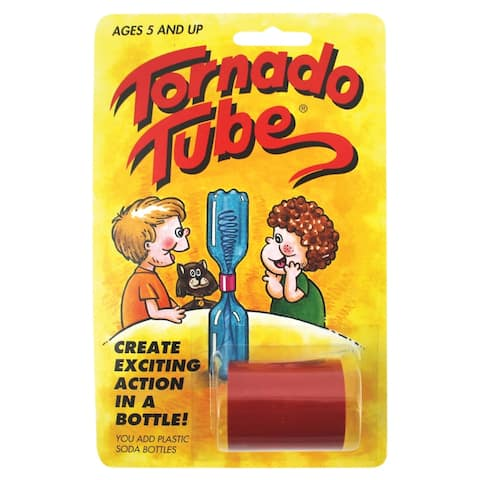 Tornado Tube Connector Carded