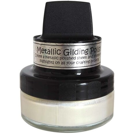 Enchanted Gold - Cosmic Shimmer Metallic Gilding Polish