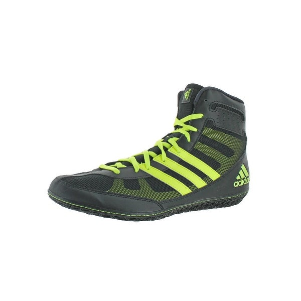buy online aae86 a9024 ... low cost adidas mens mat wizard wrestling shoes high top lightweight  2dd10 cbf5d