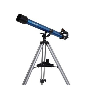 Meade Infinity 60mm Altazimuth Refractor Telescope 209002