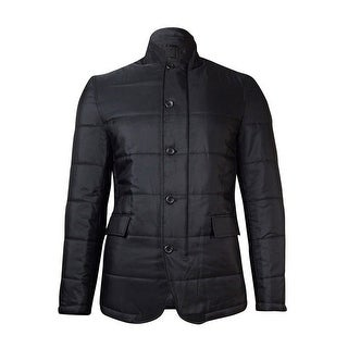 INC International Concepts Men's Derrik Solid Basic Puffer Sport Coat - M