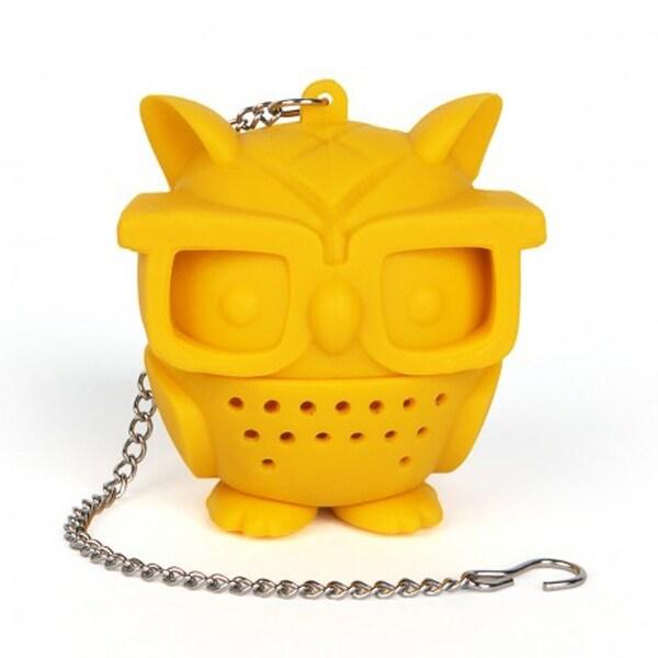 Teacher's Pet Owl Tea Steeper - Multi