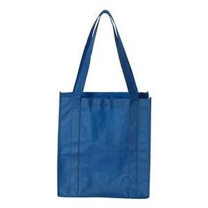 Non-Woven Classic Shopping Bag - Royal - One Size