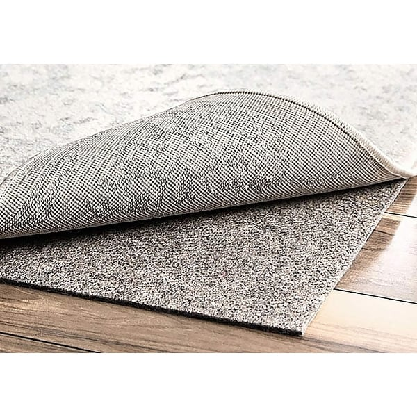 Non Slip Grey Reduce Noise Carpet Mat for Hardwood Floor