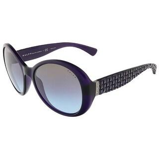 Ralph Lauren RA5175 51748 Purple Round sunglasses