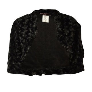 Signature Women's Faux Fur Shrug - pm